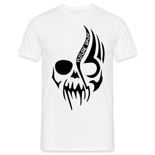 new666999 futuebass head orig 1 - Männer T-Shirt