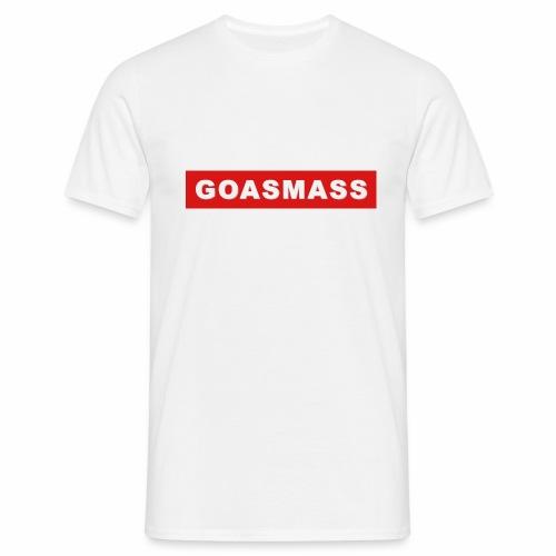 GOASMASS - Männer T-Shirt
