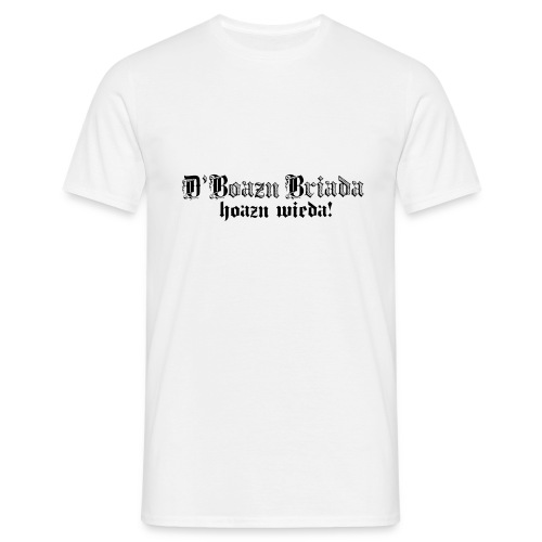 As Hoazn Gwand - Männer T-Shirt