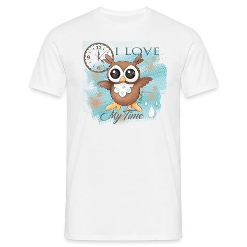 GUFO-E-TEMPO - Maglietta da uomo