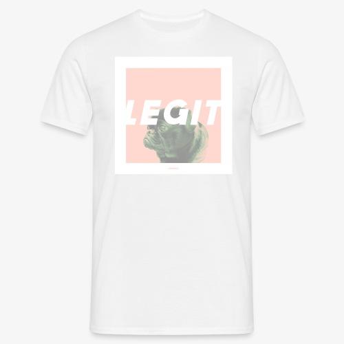 LEGIT #03 - Männer T-Shirt