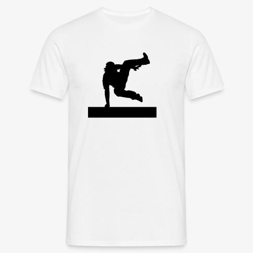 Parkour vault speedvault - T-shirt Homme