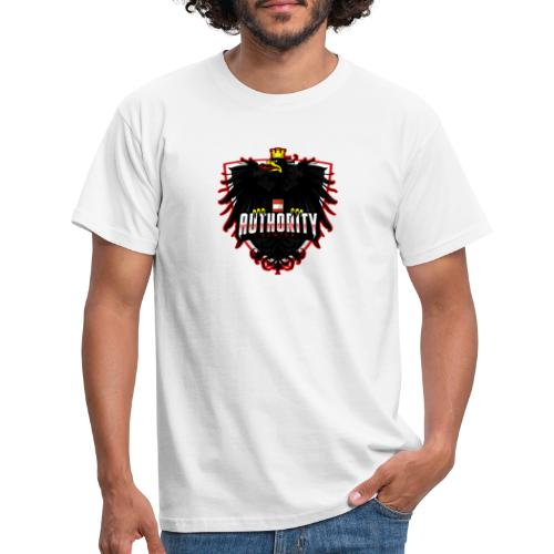 AUThority Gaming red - Männer T-Shirt