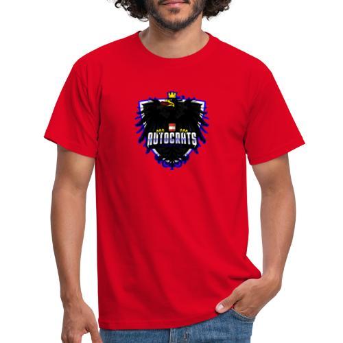 AUTocrats blue - Männer T-Shirt