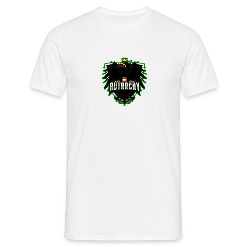 AUTarchy green - Männer T-Shirt