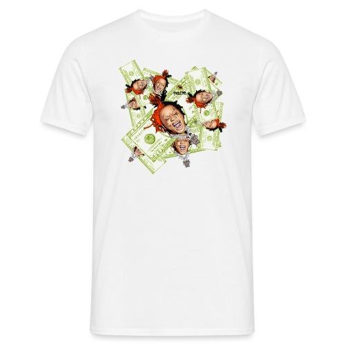 dollar - Men's T-Shirt
