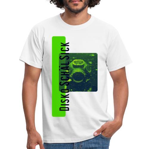 Disko Schäl Sick LogoBig - Männer T-Shirt