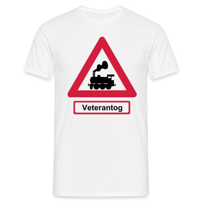 Skilt Veterantog