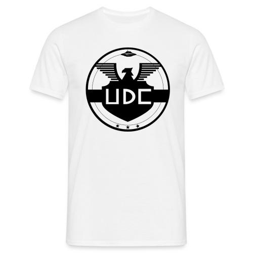 embleme UDC222 Copie gif - T-shirt Homme