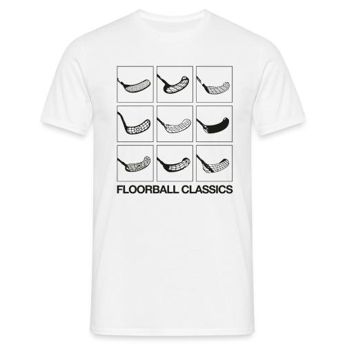 floorballclassics - Men's T-Shirt