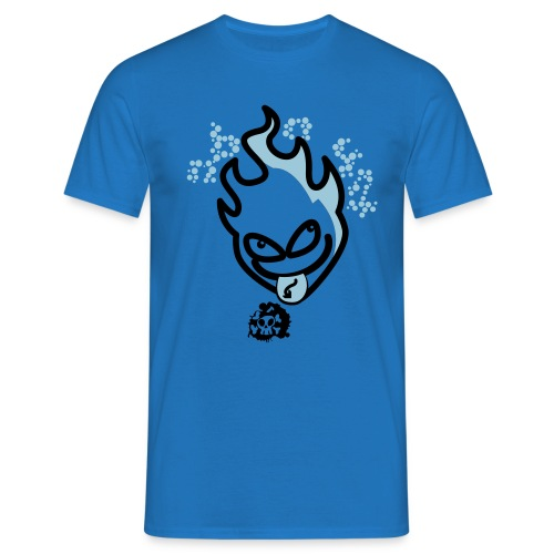 ghostboy by edygraffiti - Mannen T-shirt
