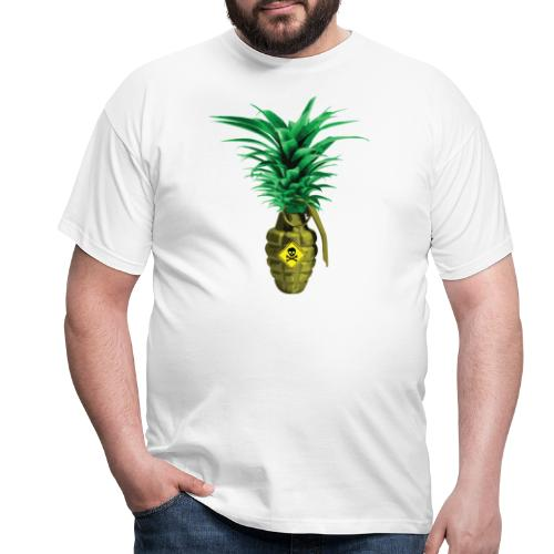 Ananas Granade - Maglietta da uomo