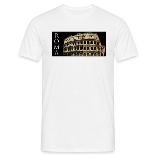 roma2 - T-shirt Homme