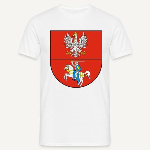 pol wojewdztwo podlaskie coa - Koszulka męska