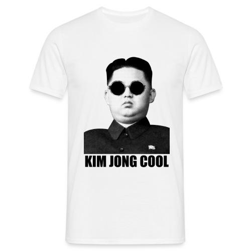 Kim Jong Cool png - T-shirt Homme