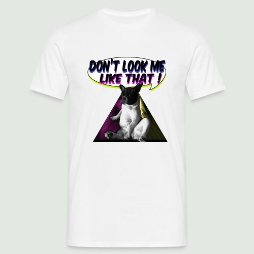 bouledogue français - T-shirt Homme