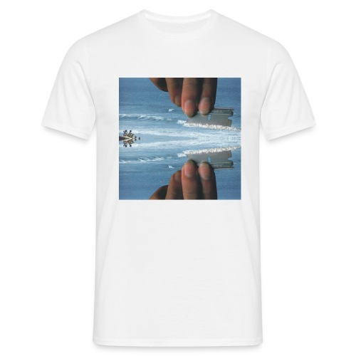 Cocaine Sea - Men's T-Shirt