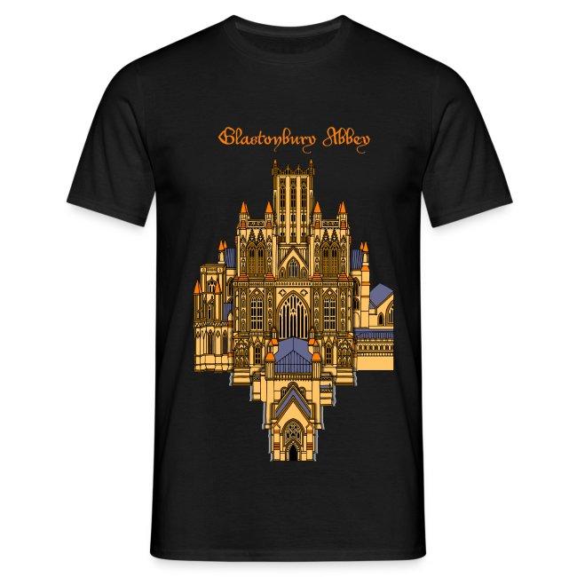 Glastonbury Abbey Reconstruction