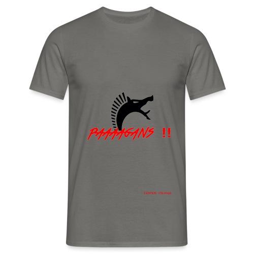 designPAAAGANS - T-shirt Homme
