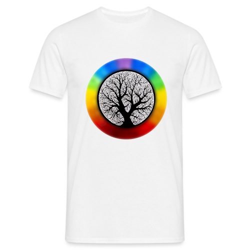 tree of life png - Mannen T-shirt