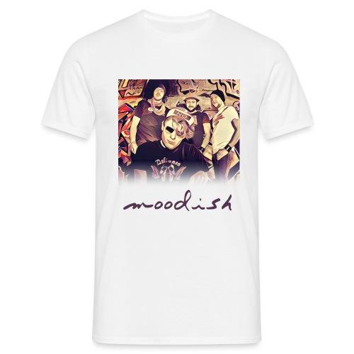 für-weisse-Shirts - Männer T-Shirt