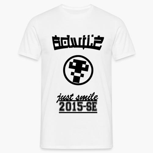 T-Shirt 5 Zwart - Mannen T-shirt