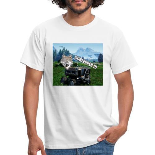 Schlepper Serie V1.1 - Männer T-Shirt