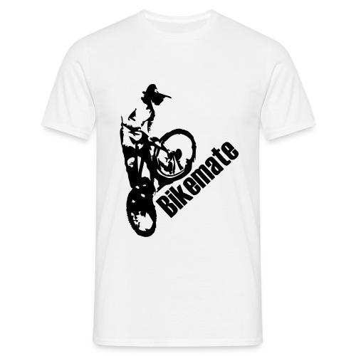 bikemate02b - Männer T-Shirt