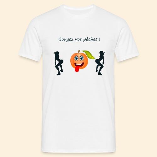 Bougez vos pêches ! - T-shirt Homme