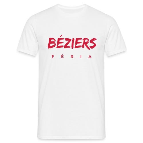 Béziers - féria - T-shirt Homme
