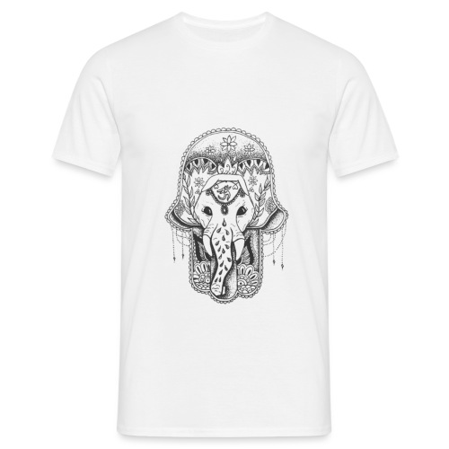 Elephant Magic - Camiseta hombre