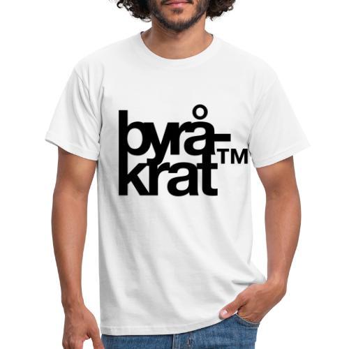 byrkrat01c - T-skjorte for menn