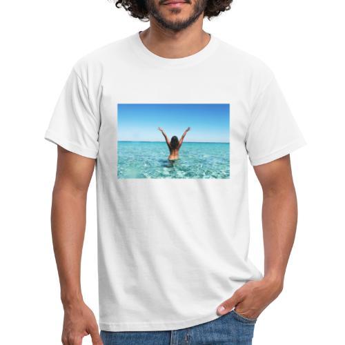 Libertad. - Camiseta hombre