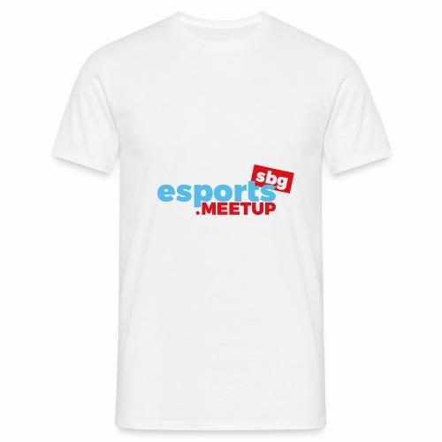 esports meetup sbg - Männer T-Shirt