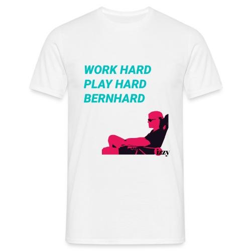 Das offizielle BERNHARD Shirt - Männer T-Shirt