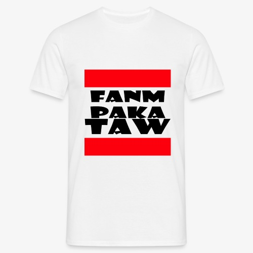 fanm paka taw noir - T-shirt Homme