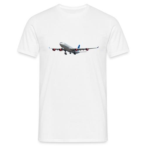 scaplanexlcut - T-skjorte for menn