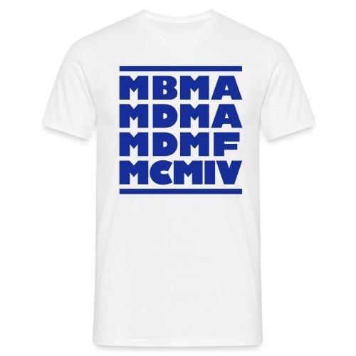 MMMM - T-shirt herr