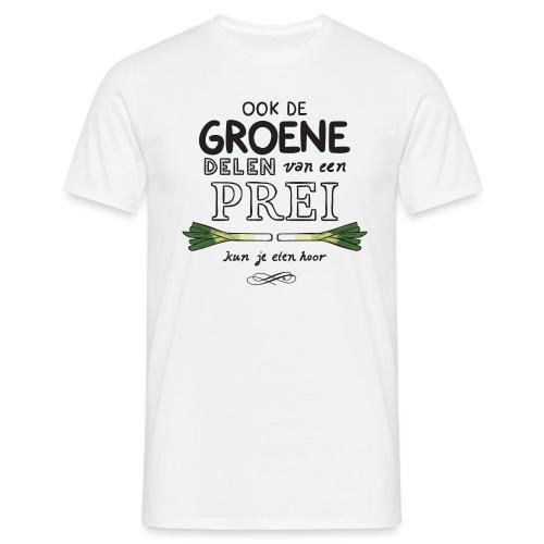 Prei - Mannen T-shirt