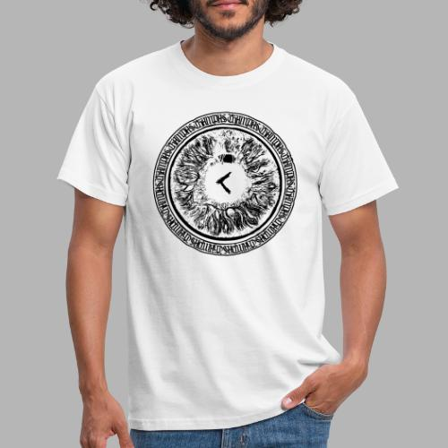 ChampasRund Black - Männer T-Shirt