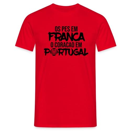 francaportugal - T-shirt Homme