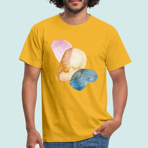 Watercolors - Männer T-Shirt