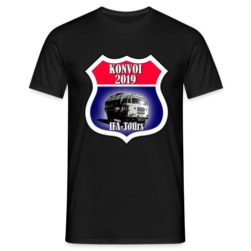 IFA Konvoi - Männer T-Shirt