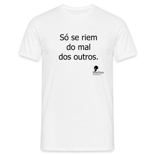 soseriemdomaldosoutros - Men's T-Shirt
