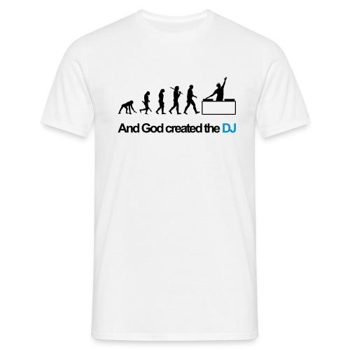 dj evolution - T-shirt Homme