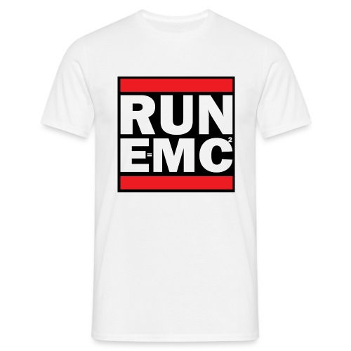 RUN E MC2 - Men's T-Shirt