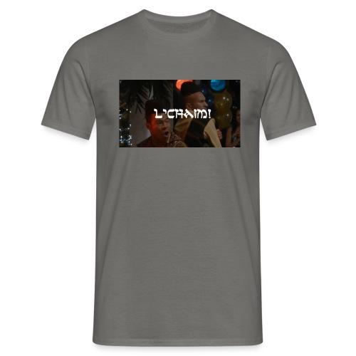L'chaim - Männer T-Shirt