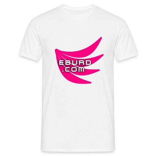 EBURD LOGO GROSS - Männer T-Shirt