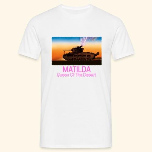 Matilda - T-shirt Homme