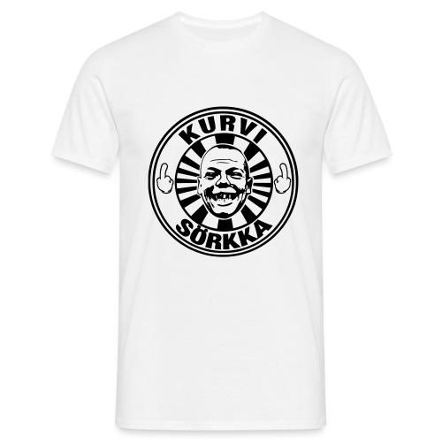 Kurvi - Sörkka - Miesten t-paita